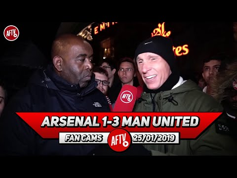 Arsenal 1-3 Man United | Is Emery Not Teaching Them How To Defend?! (Lee Judges Rant)