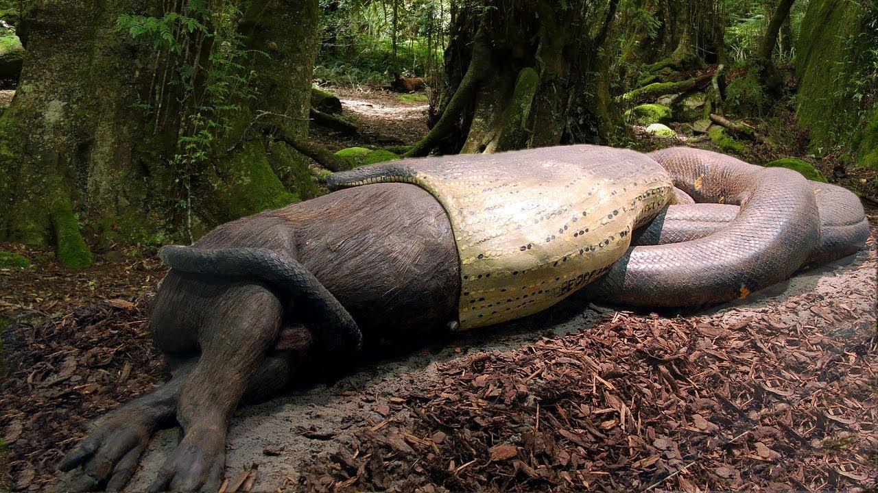 запросу самая большая змея на планете фото время лепки