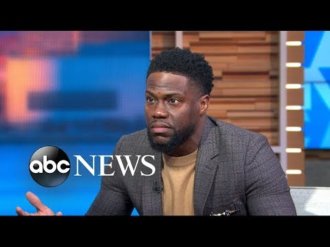 Kevin Hart says hes not hosting the Oscars this year