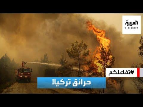 تفاعلكم :مشاهد مرعبة من حرائق تركيا والدمار الذي خلفته!  - نشر قبل 24 دقيقة