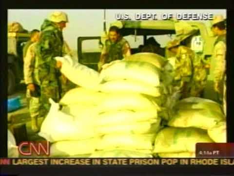 News - Iraq War - Part 2 - Tape 3 - CENTCOM Briefing - 7 Apr 2003