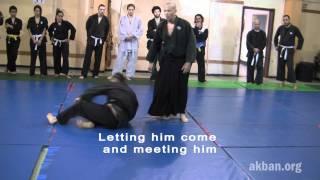 Fudo, ura gata henka 3, Shinden Fudo ryu dakentaijutsu - Ninjutsu for Akban wiki