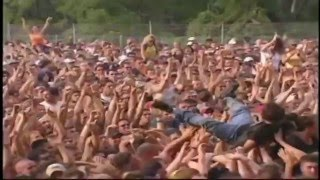 Stone Temple Pilots - Trippin' on a Hole in a Paper Heart (Rolling Rock Town Fair 2001)