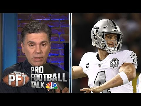 Should Los Angeles Chargers consider moving on from Philip Rivers? | Pro Football Talk | NBC Sports 1