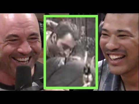 Joe Rogan | Michael Yo Was On The 1st Episode Of Fear Factor!!