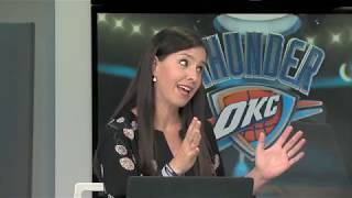 Thunder Thursday: NBA playoffs & draft lottery