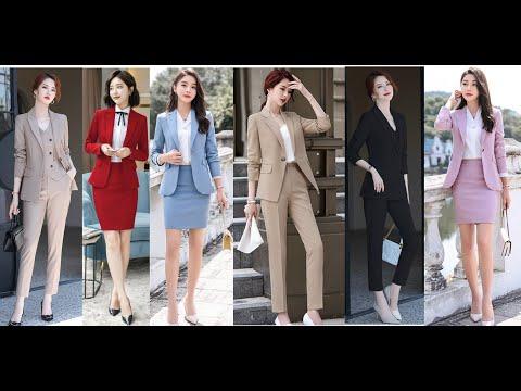 Áo vest nữ cá tính công sở thời trang đẹp 2020 kiểu Hàn Quốc cao cấp nhìn phát mê. Click xem ngay