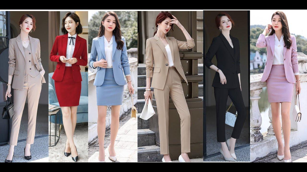 Áo vest nữ cá tính công sở thời trang đẹp 2020 kiểu Hàn Quốc cao cấp nhìn phát mê. Click xem ngay | Tất tần tật thông tin về thời trang nữ