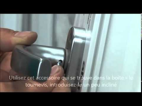 Demontage De La Poignee Youtube