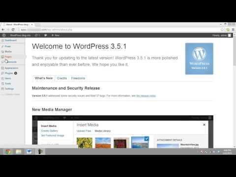 How to Change WordPress keywords - 동영상