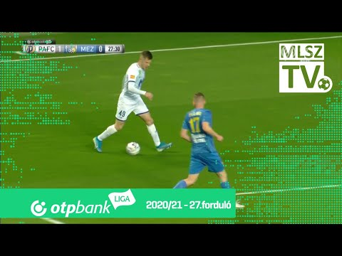 Puskas Academy Mezokovesd-Zsory Goals And Highlights