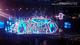 "Как съездили на съемки ""Песня года 2017"" в Москве в Олимпийском 2 декабря 2017г."
