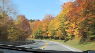 new england fall foliage road trip 2012
