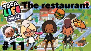 Toca life office | The restaurant! #11