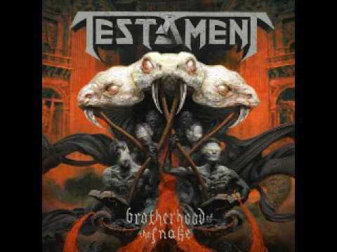 Testament - The Number Game [High Quality]