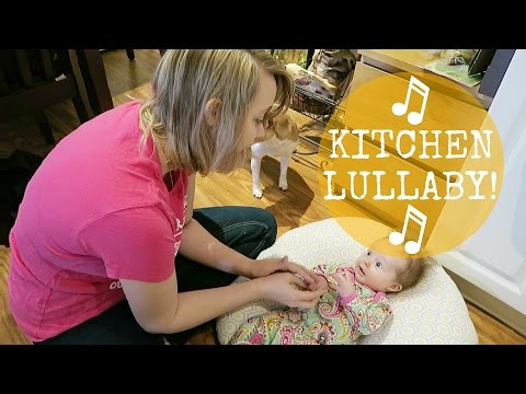 KITCHEN LULLABY & COUPLES TAG!