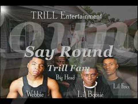 Say Round