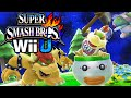 Super Smash Bros 4 Wii U Bowser Jr Koopalings Dark Pit Character Unlock Gameplay Walkthrough PART 8