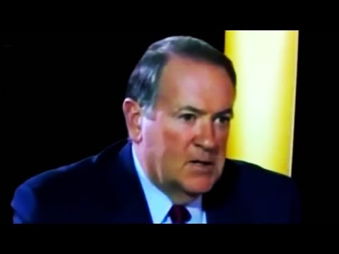 Mike Huckabee Is Still Stuck On Gay Marriage, Forever: SCOTUS Declared Themselves To Be God