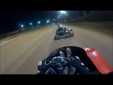 Paradise Speedway Geneva NY 5/5/18. Heavy Clone Feature