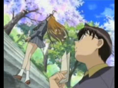 Motoko et Keitaro / Naru et Keitaro - Love Hina