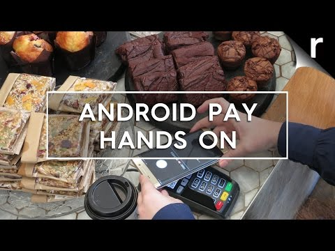 Android Pay UK hands on