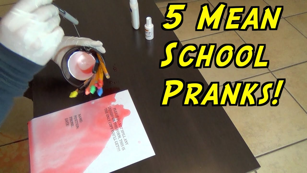 An essay on a prank you played on someone