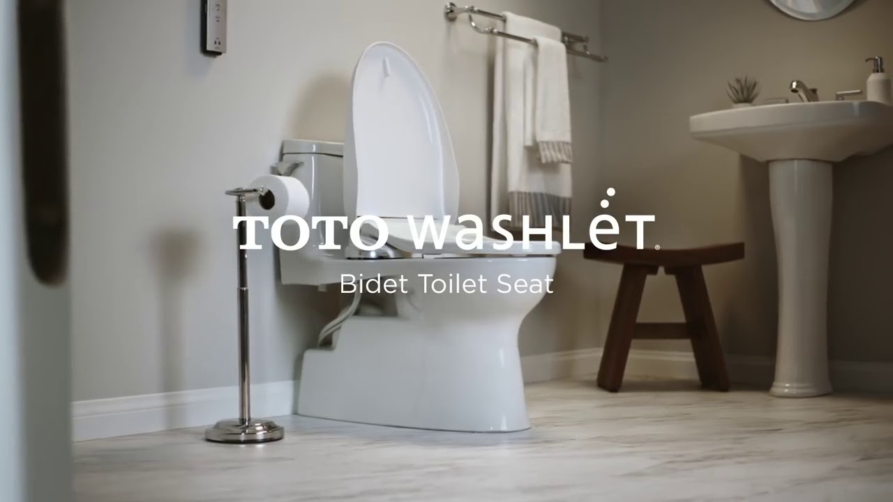 Funny TOTO Washlet commercial - YouTube