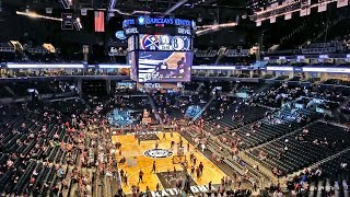 Brooklyn Nets vs Denver Nuggets, NBA Basketball Game, Barclays Center, Brooklyn, NY