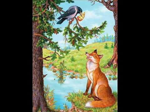 Грузинская басня—Ворона и лиса.Только для взрослых.Суперприкольно