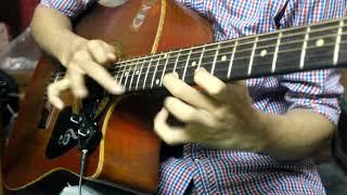Ei Bidaye Solo - Artcell - Acoustic Guitar Cover