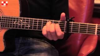 Как играть песню Dimaestro - Молча (аккорды, видеоурок)