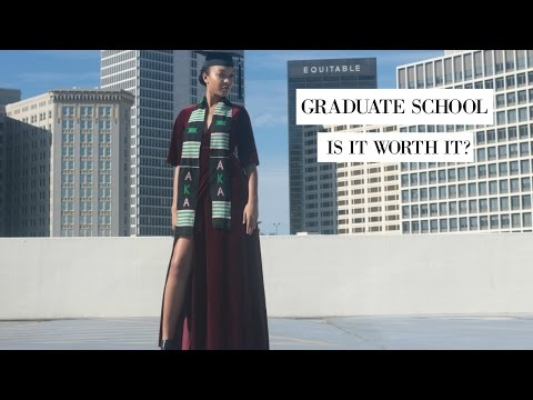 TIPS On How to Survive Graduate School | Is A Masters Degree Worth It?