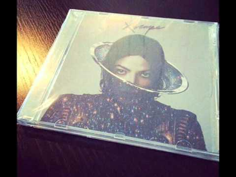 Michael Jackson XSCAPE Standard And Deluxe Edition