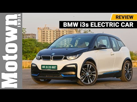 BMW i3s Electric car | Review | Motown India
