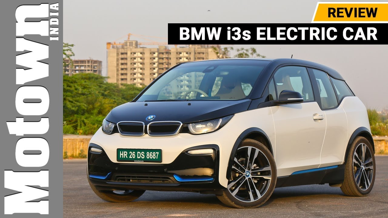 Bmw I3s Electric Car Review Motown India