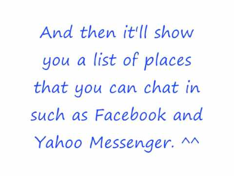 PSP Chat On Facebook,Yahoo Messenger,etc  Without Downloading!