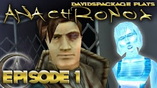 davidspackage plays Anachronox 01: Drop from the Top