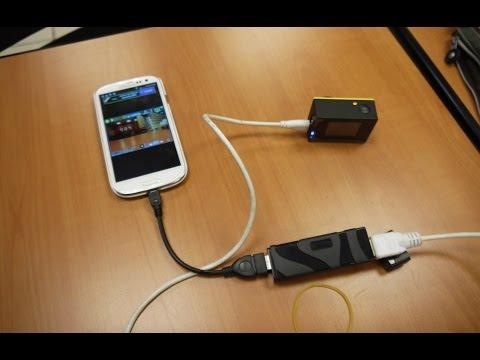 USB UVC HDMI capture card work on Samsung S3