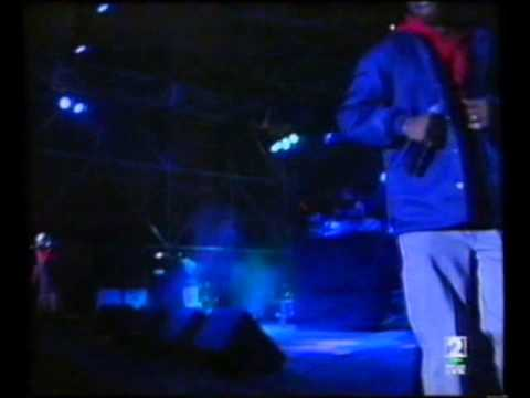 CYPRESS HILL - Live in Festimad Festival 03/05/1996.