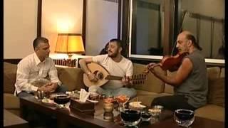 جورج وسوف يعزف على العود ويغني لوردة