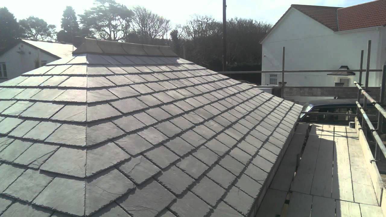Roofing In Cornwall Youtube
