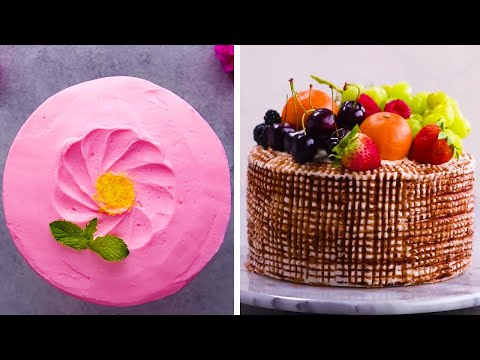 13 Ideas for the Equipment-less Cake Decorator!   Cake Decorating and Hacks by So Yummy