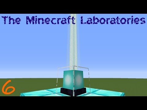 The Minecraft Labratories Ep 6 - Mining Fatigue And Insta-mine