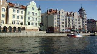 euronews Life - Путешествие в Калининград(http://ru.euronews.com/ Это самый западный уголок России и прекрасное место для прогулок на велосипеде. Калининградск..., 2012-05-28T17:24:35.000Z)