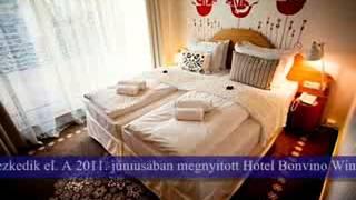 Wellness Hotel Bonvino Badacsonytolmaj **** - Www.hoteltelnet.hu