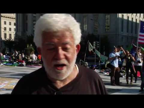Occupy DC Revolutionary Communist Party (RCP) and Bob Avaikian supporter