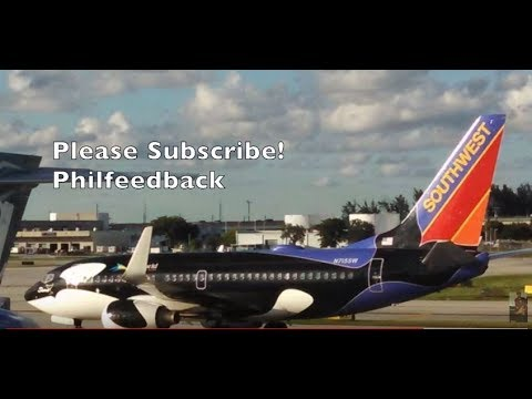 "Take off from Nashville international airport ""BNA"" on Southwest Airlines"