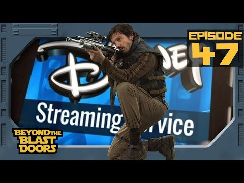 EP 47 | New Star Wars Rogue One TV Show, LEGO Star Wars 2019 Rumors, and Kylo Ren Change in IX