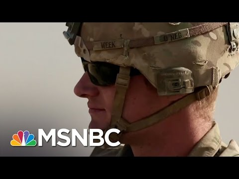 Trump Oblivious To Russia's Actions In Syria   Rachel Maddow   MSNBC